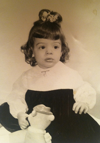 Patti Russo early days