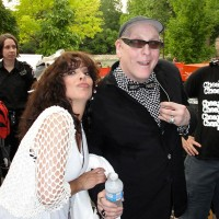 Patti Russo with Rick Nielsen