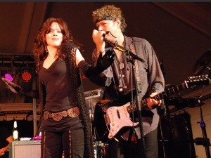 Patti Russo with Jamie Moses