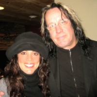 Patti Russo with Todd Rundgren