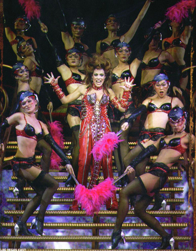 Patti Russo as Killer Queen in We Will Rock You