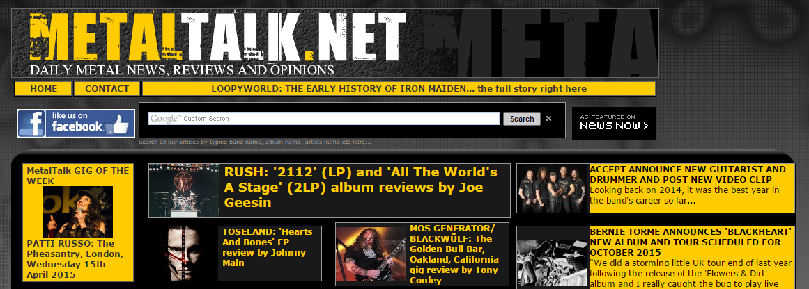 metaltalk-screenshot
